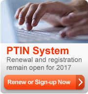 PTIN graphic