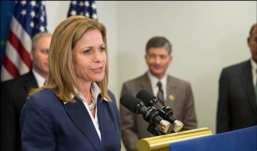 Lynn Jenkins Republican Representative Kansas WM Oversight chair