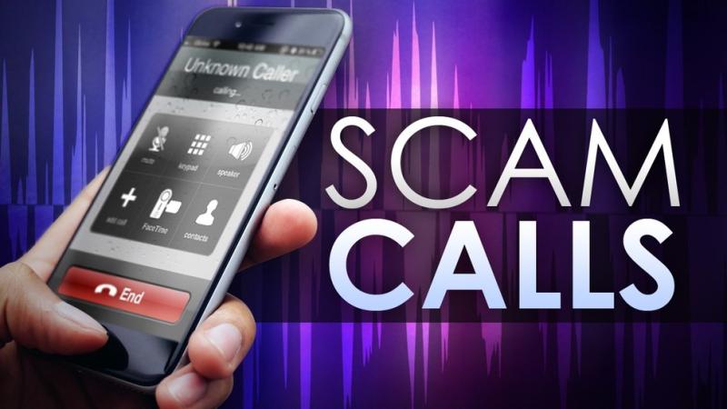 Scam telephone calls