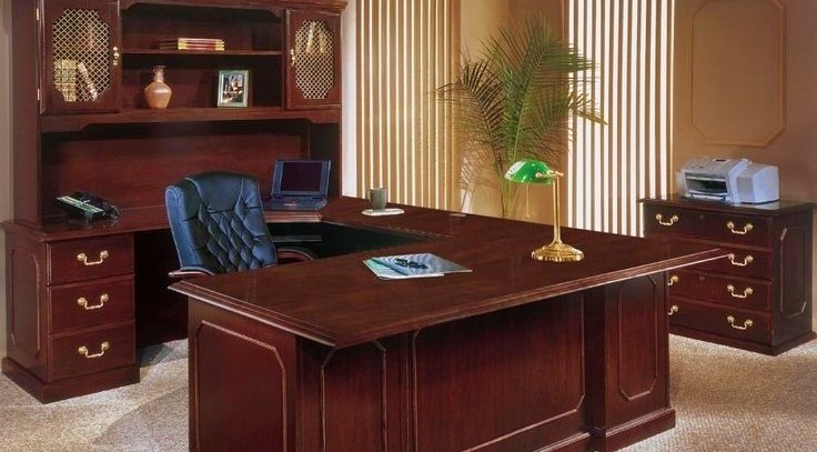 Corner office desk_executive office decor_Cage-Design-Group_flipped-cropped