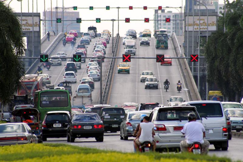 Traffic by Jo via Flickr CC