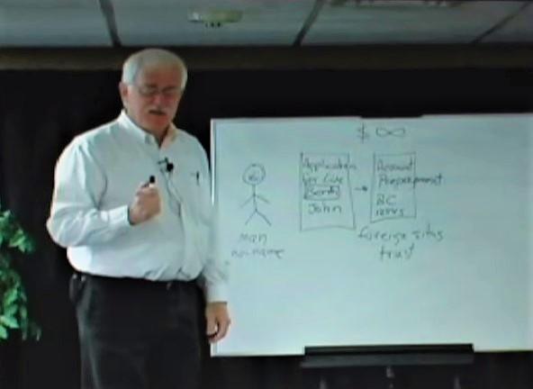 Winston Shrout seminar YouTube screenshot