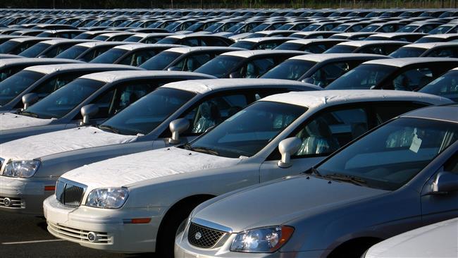Cars lot imports