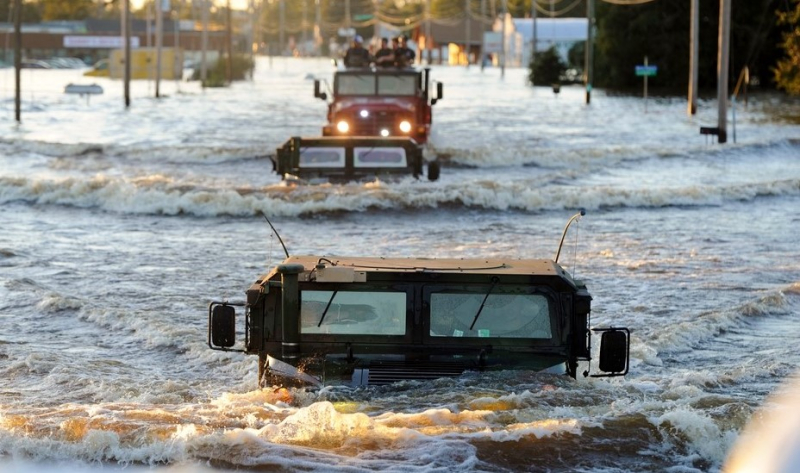 North Carolina flooding Hurricane Matthew_FEMA photo-cropped