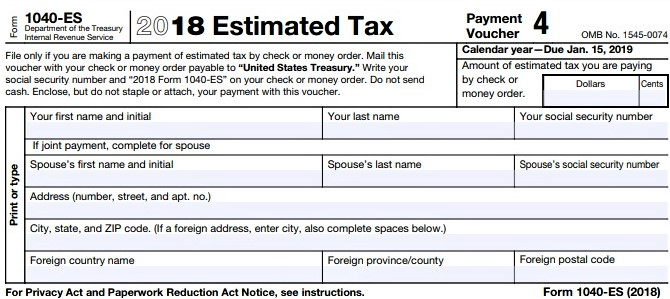 Some Irs Online Services Including Ways To Pay Estimated Taxes Are