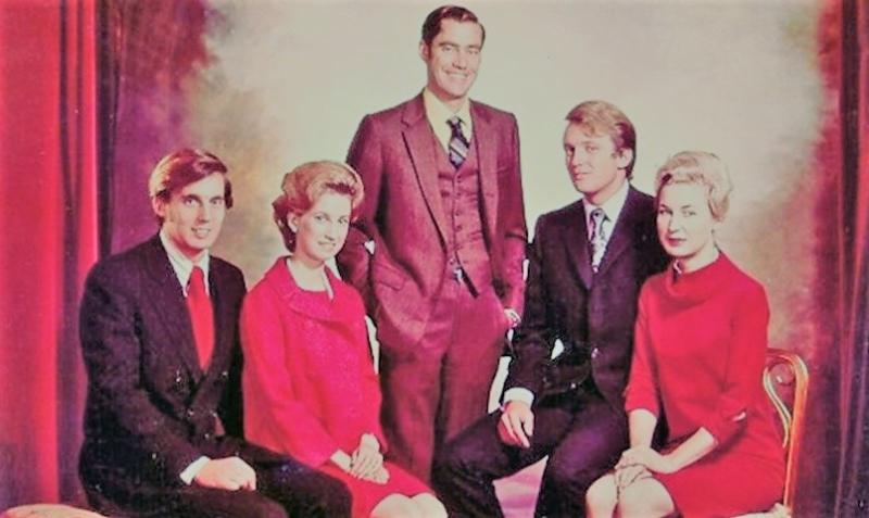Trump family siblings_Trump campaign photo