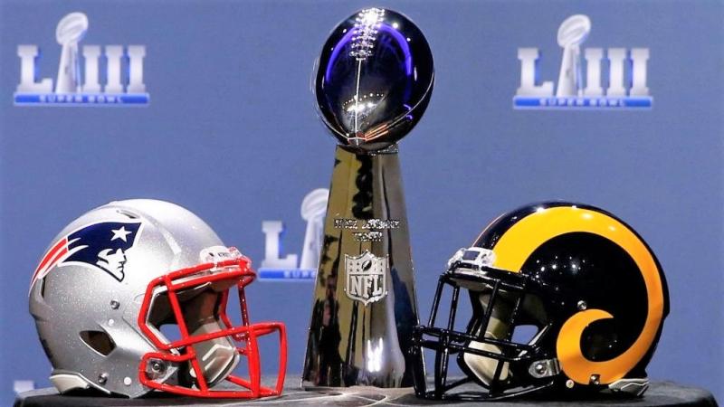 Patriots-rams-helmets-nfl-super-bowl-LIII