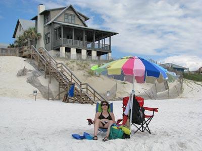 Florida beach rental via BeachHunter.net
