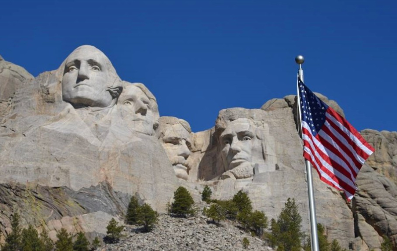 Mount Rushmore National Memorial_Facebook