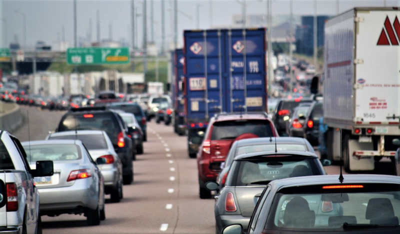 Traffic by Danielle Scott via Flickr CC