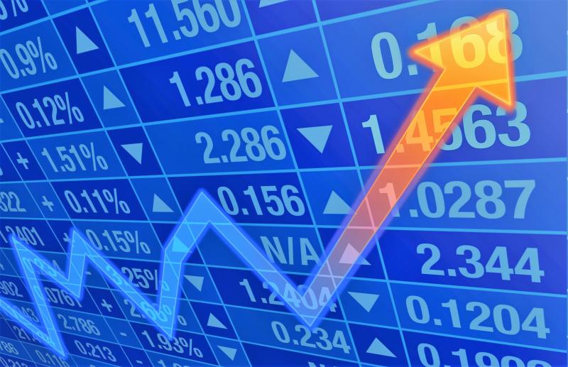 Capital gains arrow up over board data