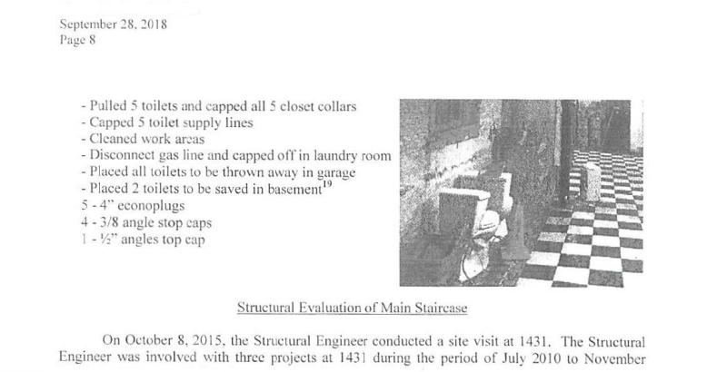 Pritzker toilet report Cook County screenshot