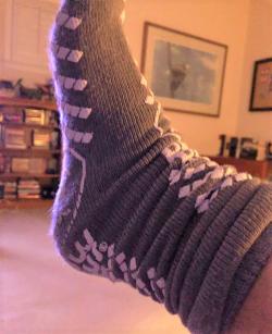 Hospital socks_both sides_IMG_1814