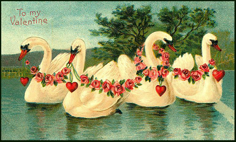 Victorian-valentines-swans-flowers-gostak-W6fvKj-clipart