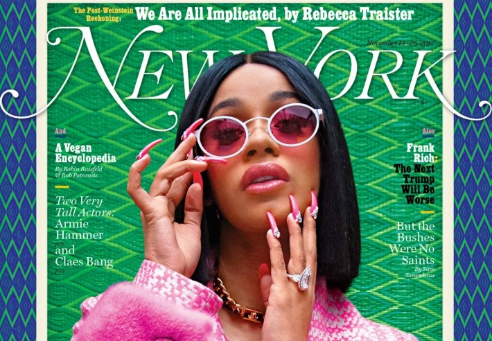New York mag Nov13-26 2017 Cardi B cover_cropped
