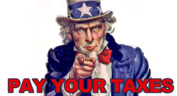 Uncle-sam-pay-your-taxes