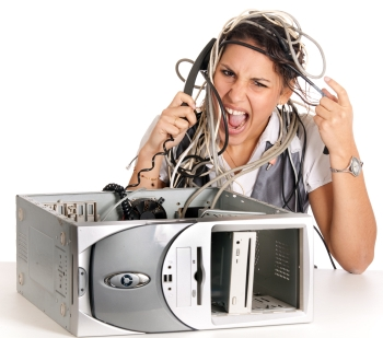 Computer troubles