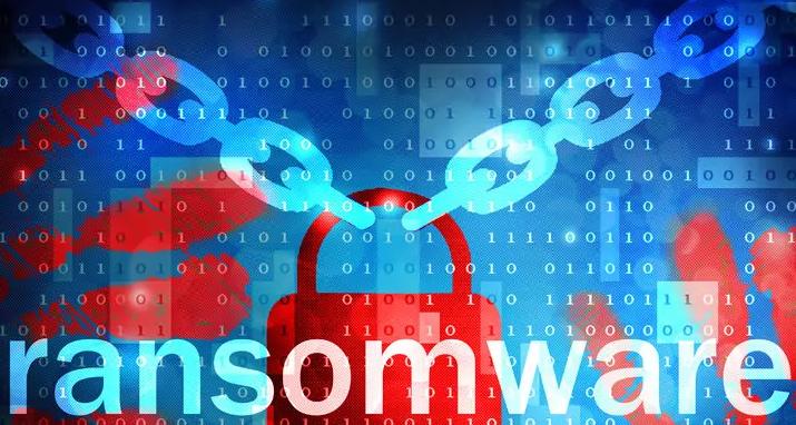 Ransomeware padlock