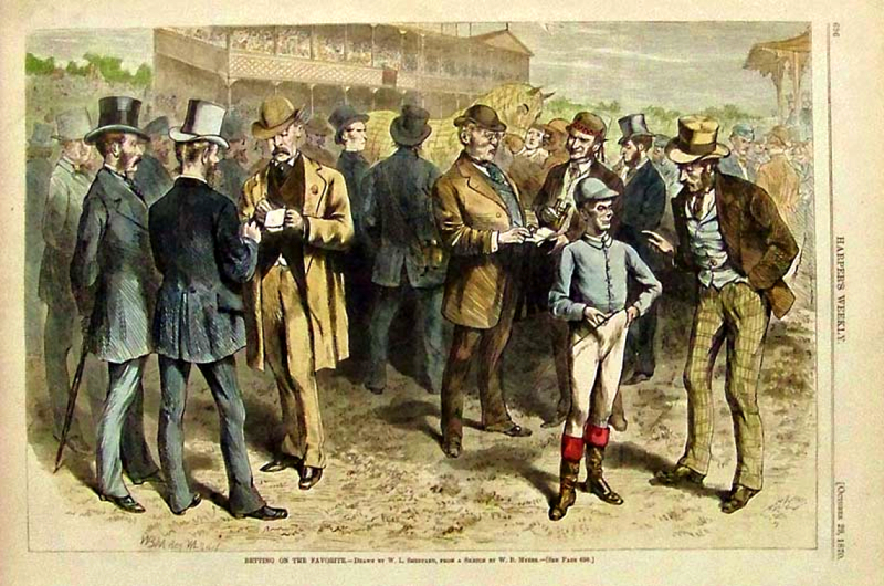 Betting_on_the_Favorite_Harpers-Weekly-engraving_Wikipedia-Commons