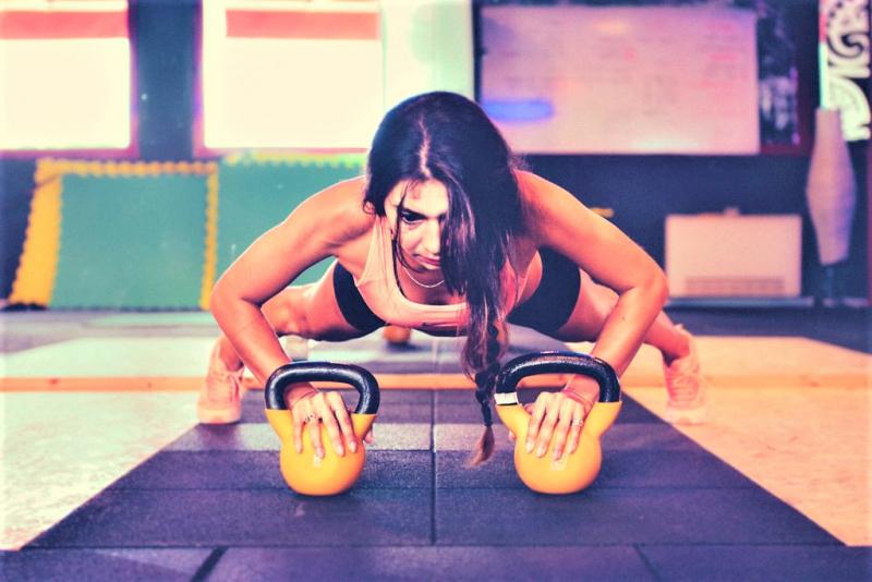 Workout_Stefano Montagner via Flickr CC
