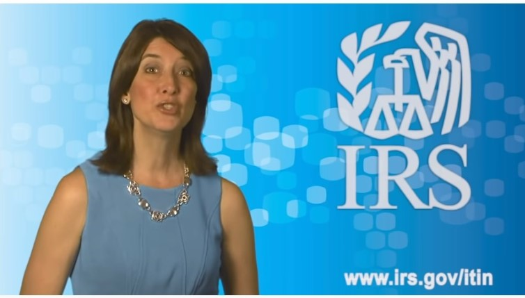 ITIN information IRS official video