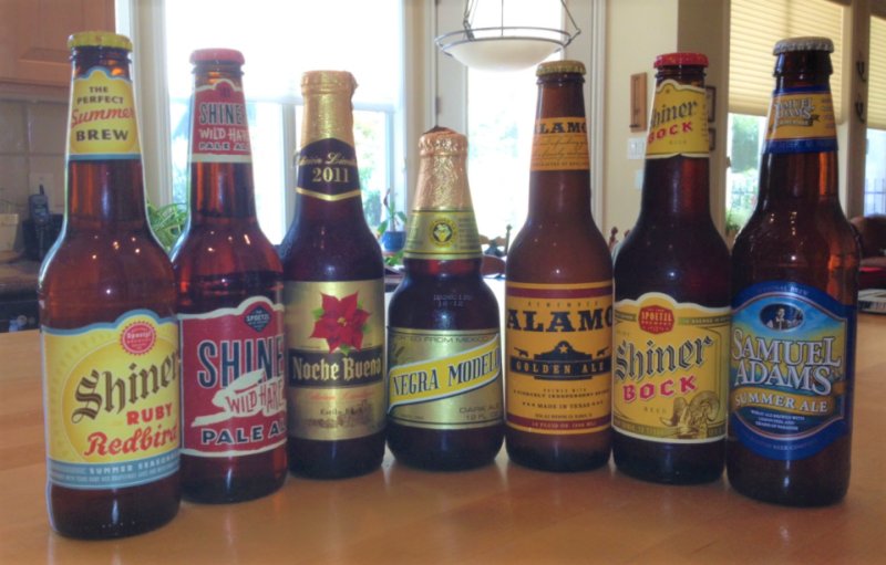 Kays beer collection
