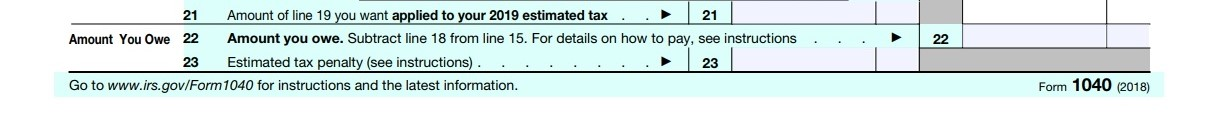 IRS proposes Form 1040 changes for 2019 tax filings - Don't