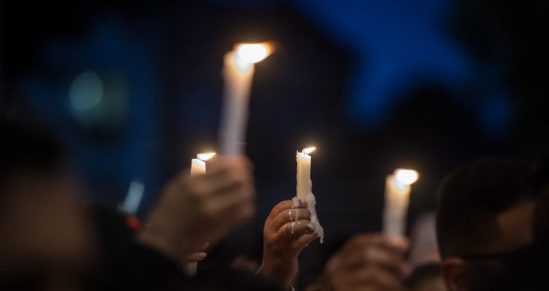 Candlelight vigil_Catholic Church England-Mazur-CatholicNewsUK_Flickr CC