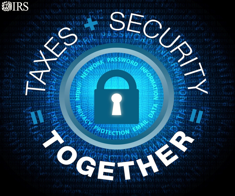 TaxSecurityTogether_IRS Security Summit logo