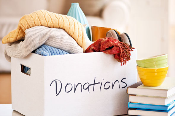 Donation-box-clothes-household-goods