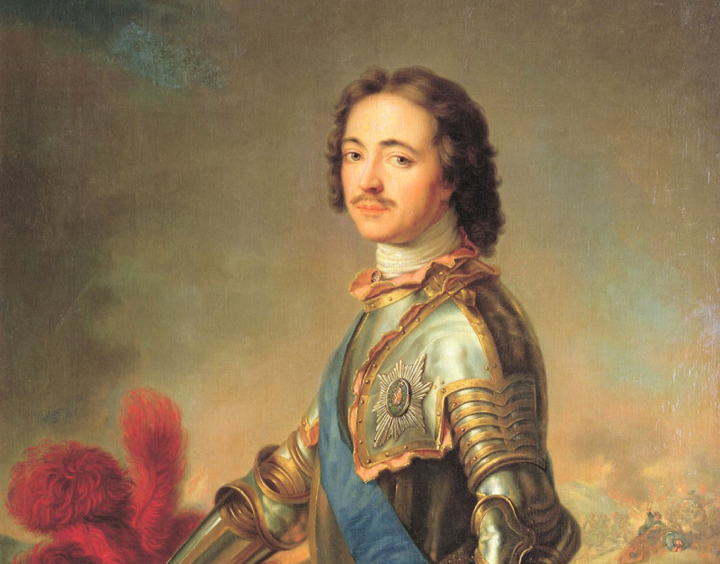 Peter the Great_Peter_de_Grote_Wikipedia Commons