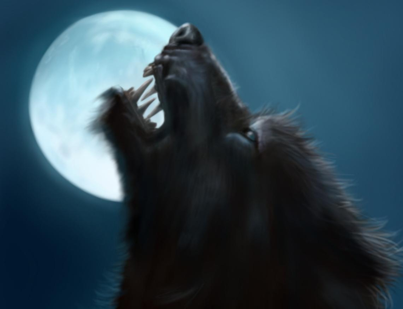 Werewolf-Full-Moon