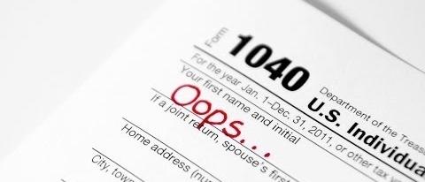 IRS para começar a aceitar alguns retornos alterados arquivados por e-mail