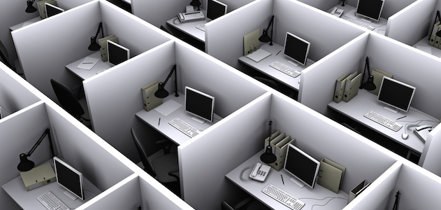 Empty-desk-cubicles-cube-farm