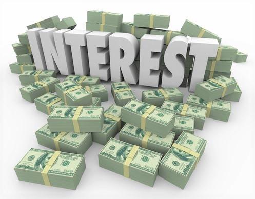 Os juros oferecem economia de impostos, custos e mais formas
