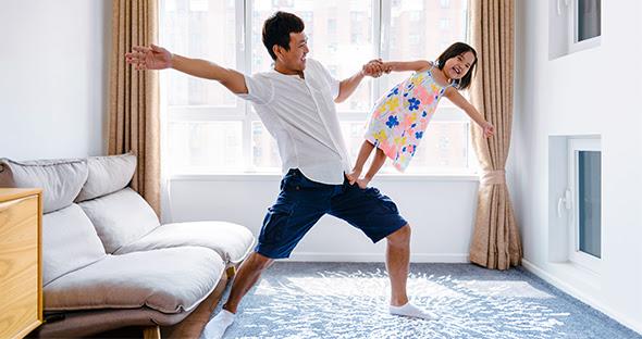 Dica de crédito tributário para crianças no Dia dos Pais, juntamente com outras isenções de impostos para todos os pais