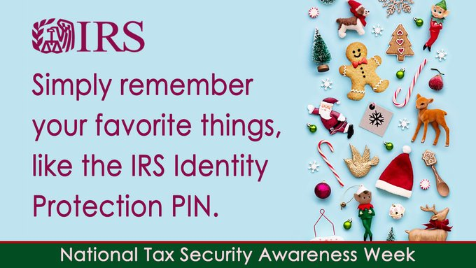 IRS IP PIN guards against tax identity theft