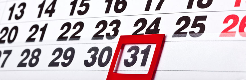December 31 deadline banner