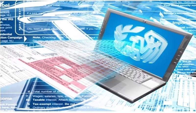 IRS electronic tax filing