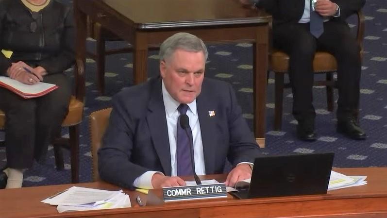 IRS Commissioner Charles Rettig_WM Oversight Subc testimony 031821
