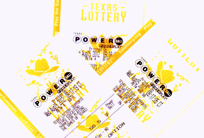 Old Powerball lottery tickets bought by SKB