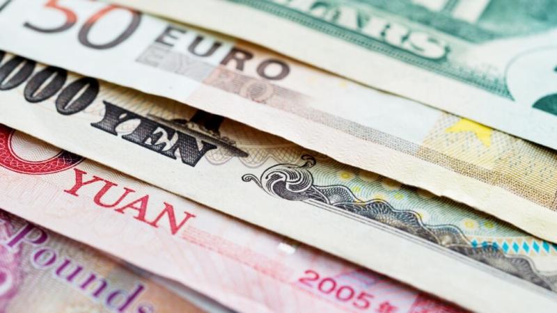 International-currency-dollars-pounds-euro-yen-yuan_id957984226