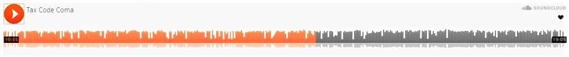 TaxAct Coma Soundcloud