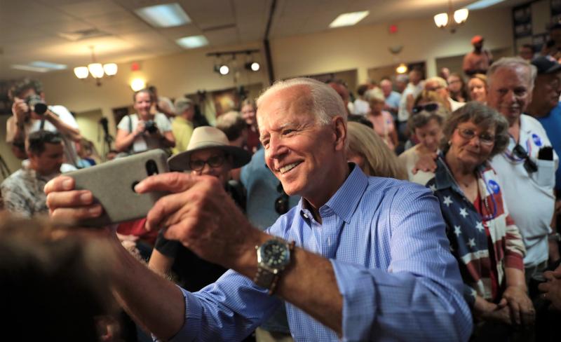 VP Joe Biden_Iowa campaign trail July 2019_Gage Skidmore via Flickr