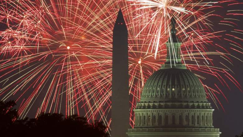 DC-fireworks-Washington-Monument-Capitol-Dome
