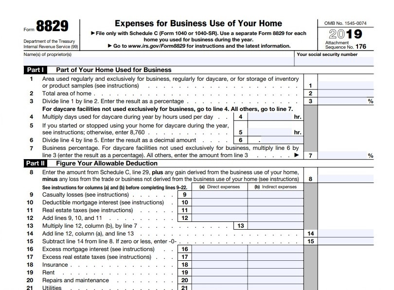 Home Office Tax Deduction Still Available Just Not For Covid Displaced Employees Working From Home Don T Mess With Taxes