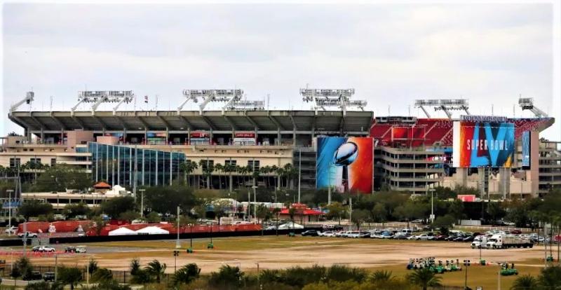 Raymond James Stadium Tampa FL Super Bowl LV