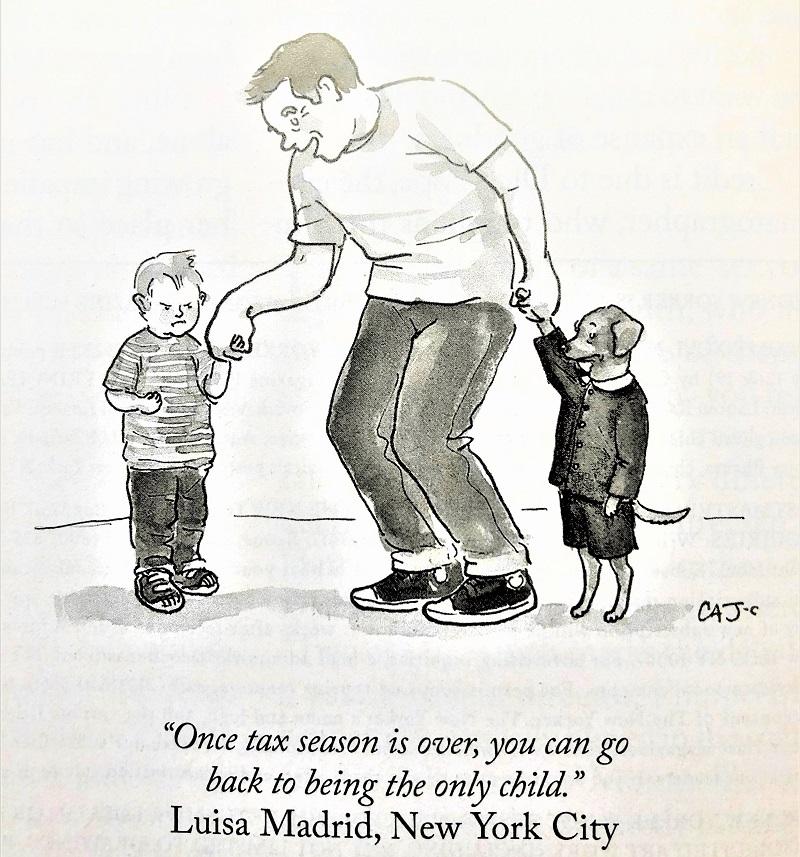 New Yorker tax cartoon reader caption_2-6-2021-A