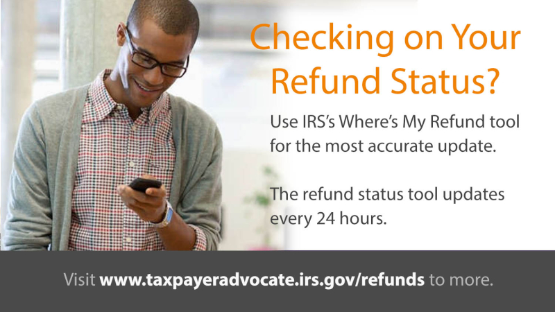 Taxpayer Advocate Service_refund status advice