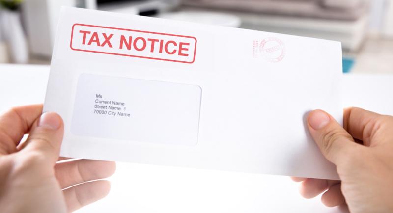 Tax notice envelope_HDFC e-Tax Blogs 04-201807191050487519317